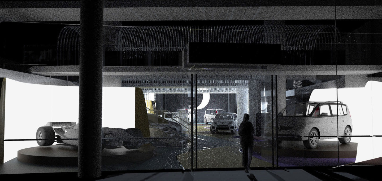 Gaël Hietin - atelier GH - ateliergh Atelier Renault