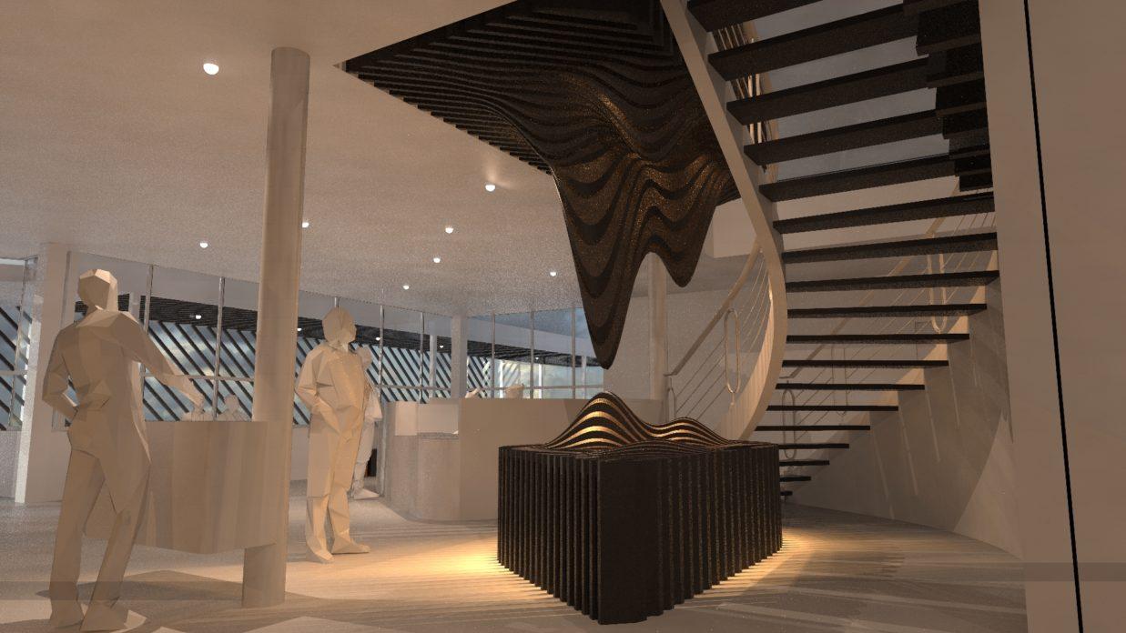 Gaël Hietin - atelier GH - ateliergh Chocolatrium Cluizel