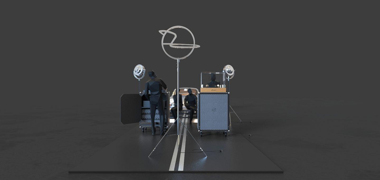 ateliergh Track1 Singer Reimagined