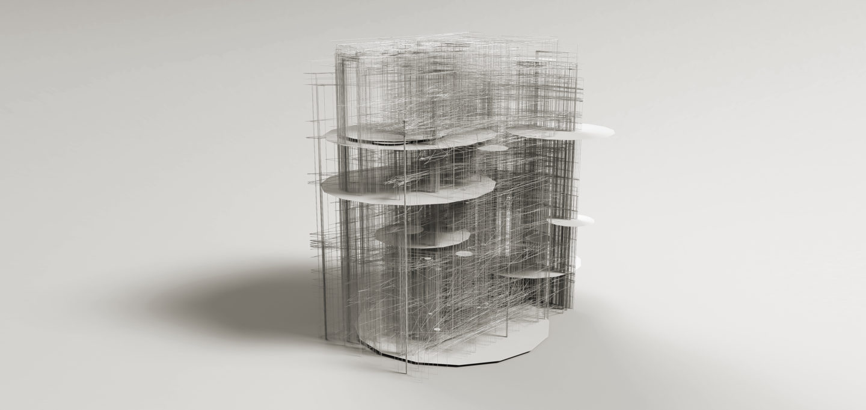 Gaël Hietin - atelier GH - ateliergh Moos Anthropo-graphie