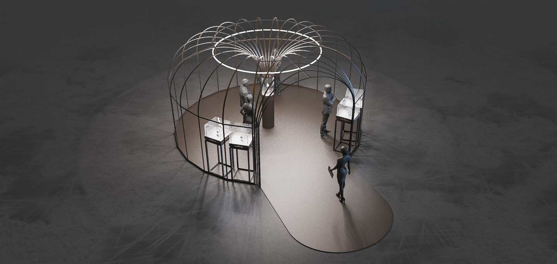 ateliergh Popup Dome