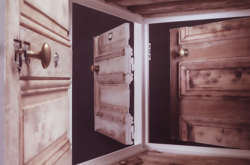Gaël Hietin - atelier GH - ateliergh Door Box