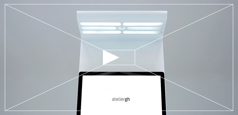 Gaël Hietin - atelier GH - ateliergh Video E-Wall