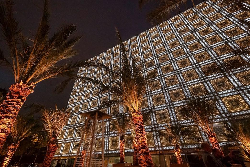 Gaël Hietin - atelier GH - ateliergh AlUla Arab World Institute